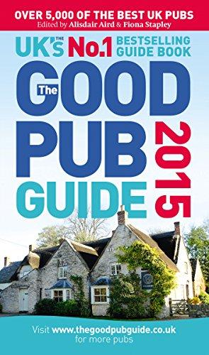 9780091958084: The Good Pub Guide 2015