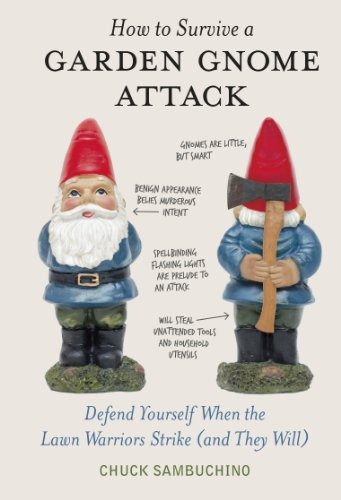 9780091958190: How to Survive a Garden Gnome Attack