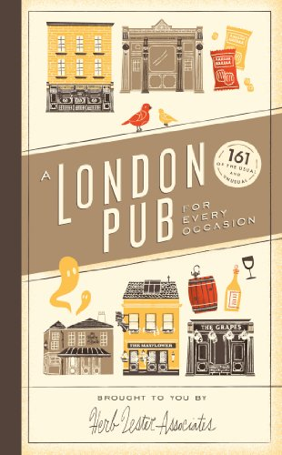 9780091958275: A London Pub for Every Occasion: 161 tried-and-tested pubs in a pocket-sized guide that's perfect for Londoners and travellers alike (Herb Lester Associates)