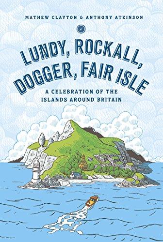 9780091958541: Lundy, Rockall, Dogger, Fair Isle