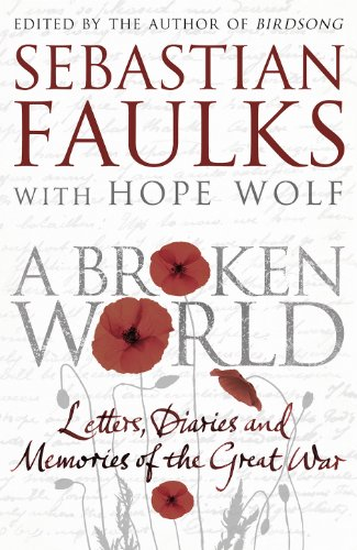 9780091958930: A Broken World: Letters, Diaries and Memories of the Great War