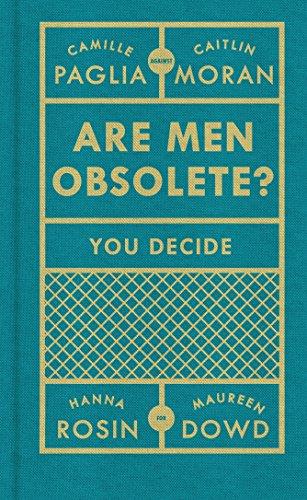 9780091959852: Are Men Obsolete?