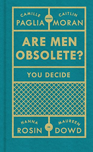 9780091959852: Are Men Obsolete?