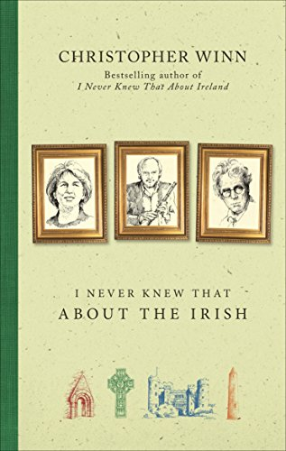 9780091960254: I Never Knew That About the Irish