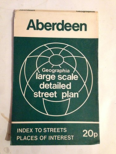 9780092002502: Geographia plan of Aberdeen