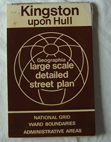 9780092009006: Kingston-upon-Hull Street Plan: 1m-4.5