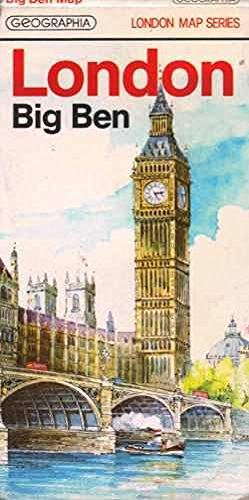 9780092010309: London Big Ben Map