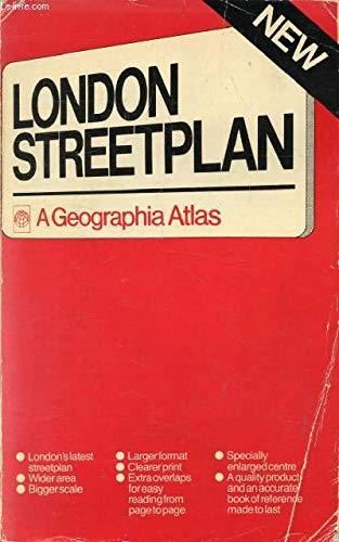 9780092022500: London Street Plan
