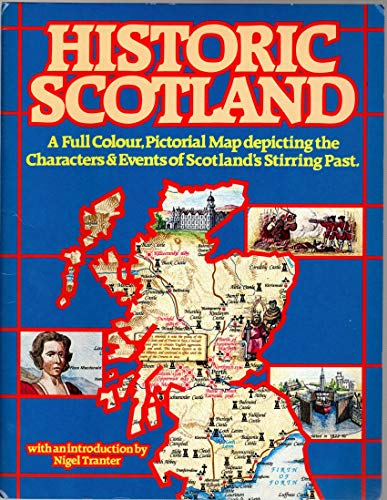9780092025303: Historic Scotland Map