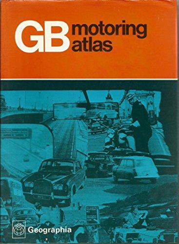 9780092026409: Great Britain Motoring Atlas