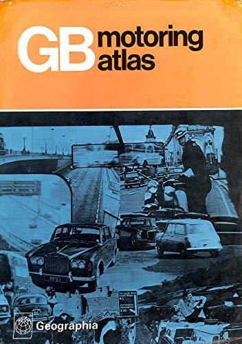 9780092026409: Geographia road atlas of Great Britain