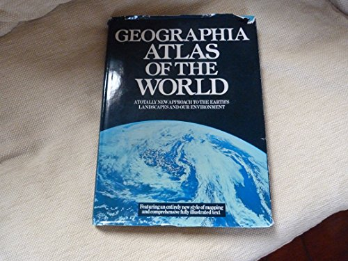 9780092028403: Geographia Atlas of the World