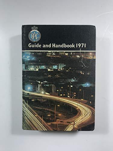 9780092081224: RAC Guide and Handbook 1971