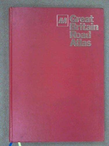 9780092115004: Geographia road atlas of Great Britain