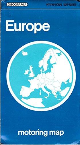 9780092116902: Europe Map