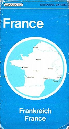 9780092120503: Greece =: Griechenland = Grece (International map series)