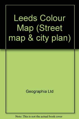 9780092174100: Leeds Colour Map (Street map & city plan)