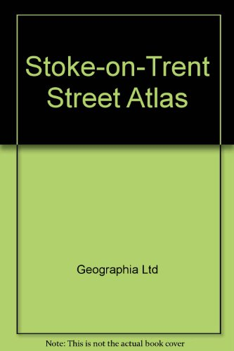 9780092174704: Stoke-on-Trent Street Atlas