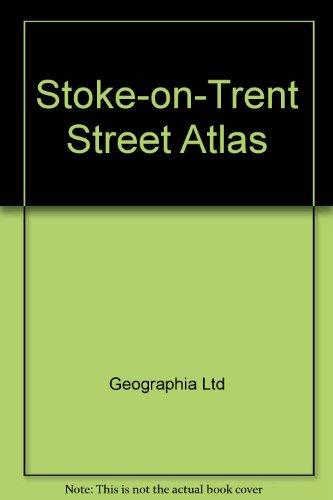 9780092174704: Stoke-on-Trent Street Atlas