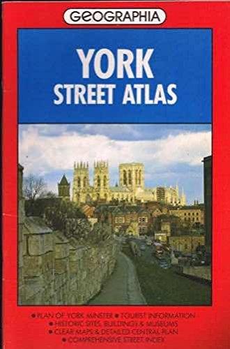 9780092175107: York Atlas