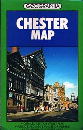 9780092178405: Chester Street Plan (Street Map & City Plan)