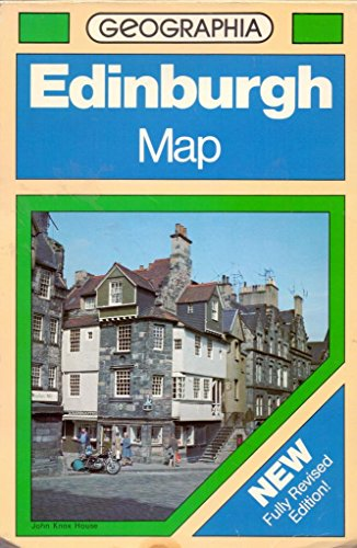 9780092180101: Edinburgh Street Plan