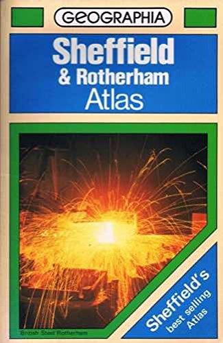 9780092180606: Sheffield Street Atlas