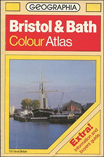 9780092181504: Bristol Bath Colour Atlas