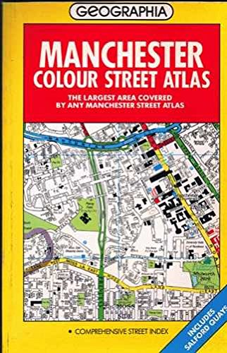 9780092182105: Manchester Colour Atlas