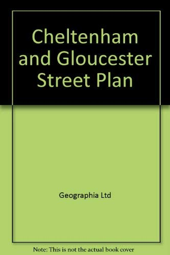 9780092190506: Cheltenham and Gloucester Street Plan