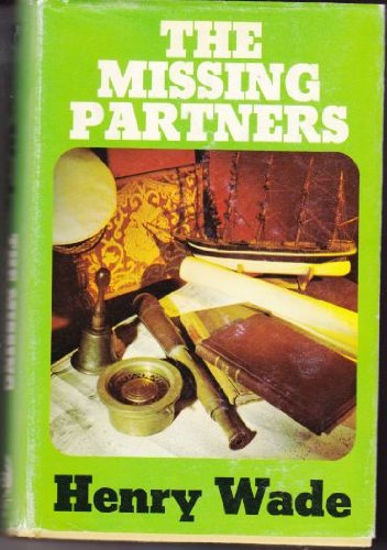 9780093023100: The missing partners (Masterworks of classic detection)
