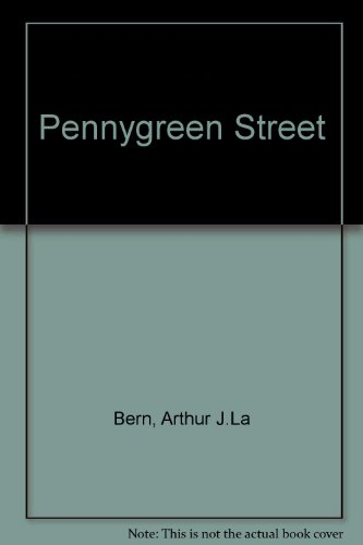 9780093044402: Pennygreen Street