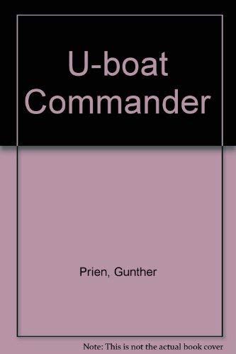 9780093050601: U-boat commander