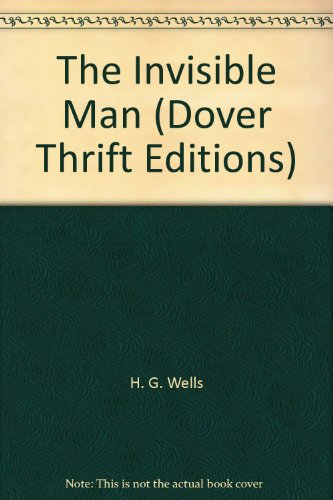 9780093881939: The Invisible Man (Dover Thrift Editions)