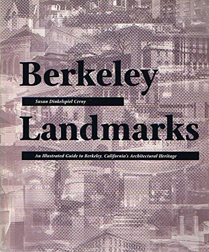 9780094078727: Berkeley Landmarks