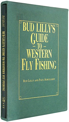 9780094113046: Bud Lilly's Guide to Western Fly Fishing