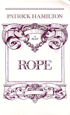 9780094508606: Rope: Play (Drama)
