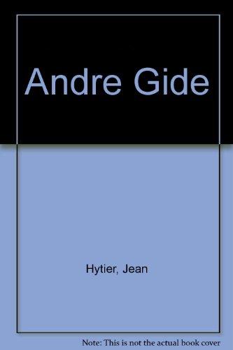 9780094509719: Andre Gide
