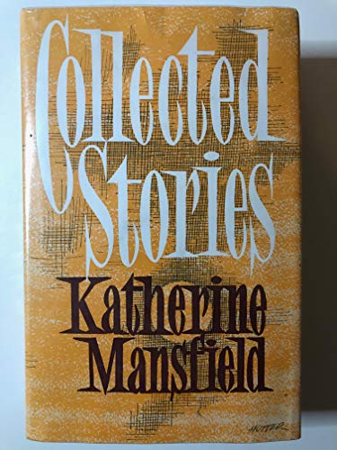 9780094512405: Collected Stories of Katherine Mansfield