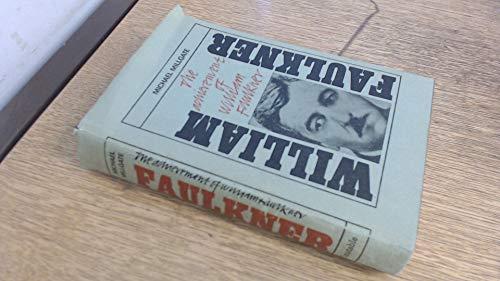 9780094513006: THE ACHIEVEMENT OF WILLIAM FAULKNER