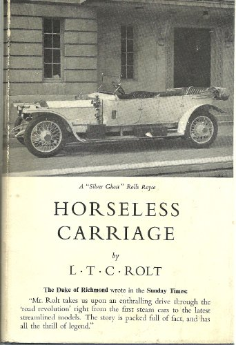 9780094517004: Horseless Carriage: History of the Motor Car in England