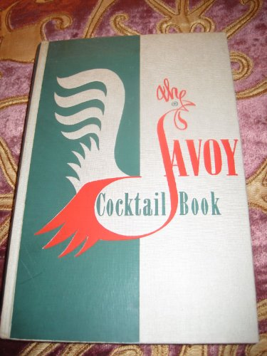 9780094518100: Savoy Cocktail Book