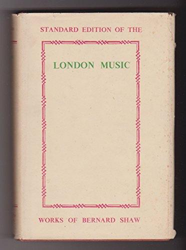 9780094534728: London Music