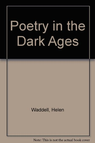 9780094536203: Poetry in the Dark Ages