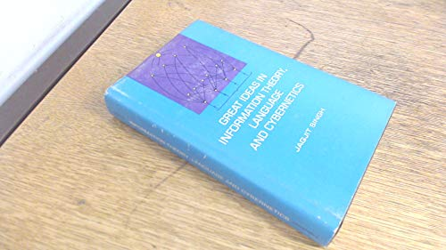 9780094540507: Great Ideas in Information Theory, Language and Cybernetics