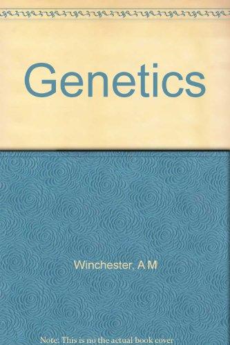 9780094541900: Genetics