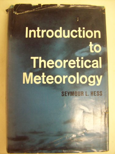 9780094548305: Introduction to Theoretical Meteorology