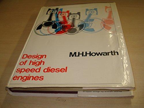 9780094548404: Design of High Speed Diesel Engines