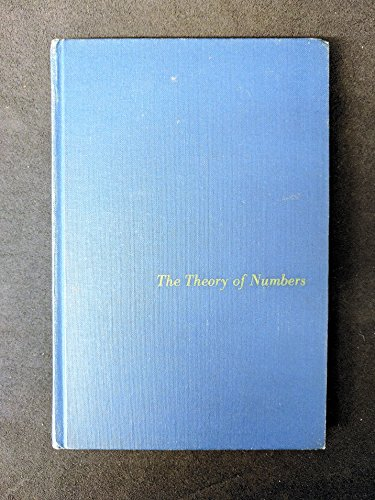 9780094548800: The Theory of Numbers