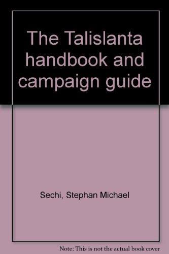 9780094549029: The Talislanta handbook and campaign guide